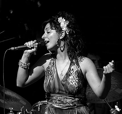 Josephine Biundo, 2007 Beaches Jazz Festival