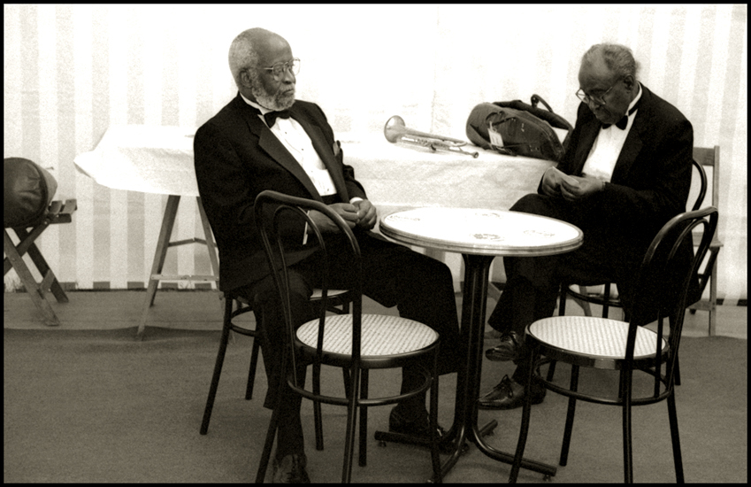 Harry Sweets Edison. Bayonne (Francia), 1994