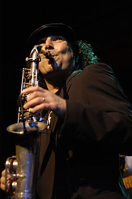 Boney James at the Jazz Cafe, London. July 2005