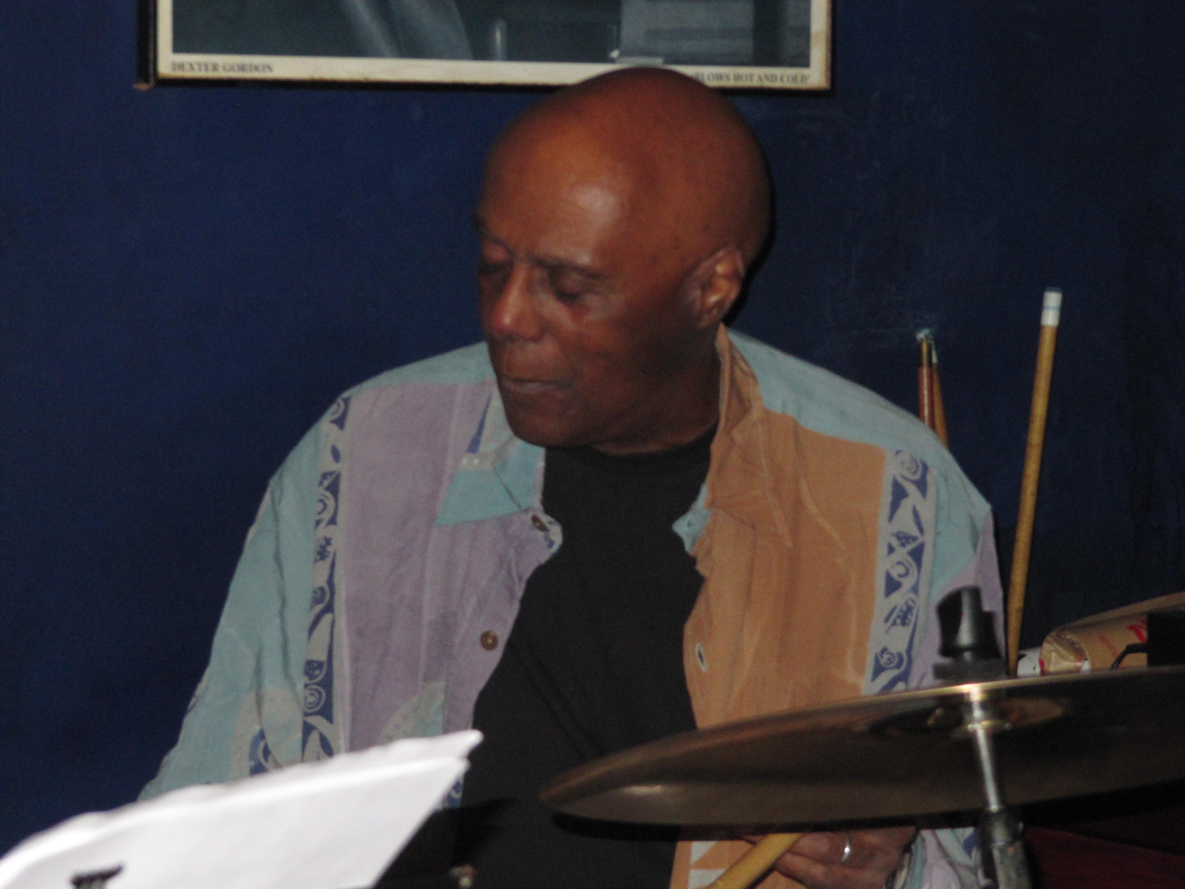 Eddie Marshall