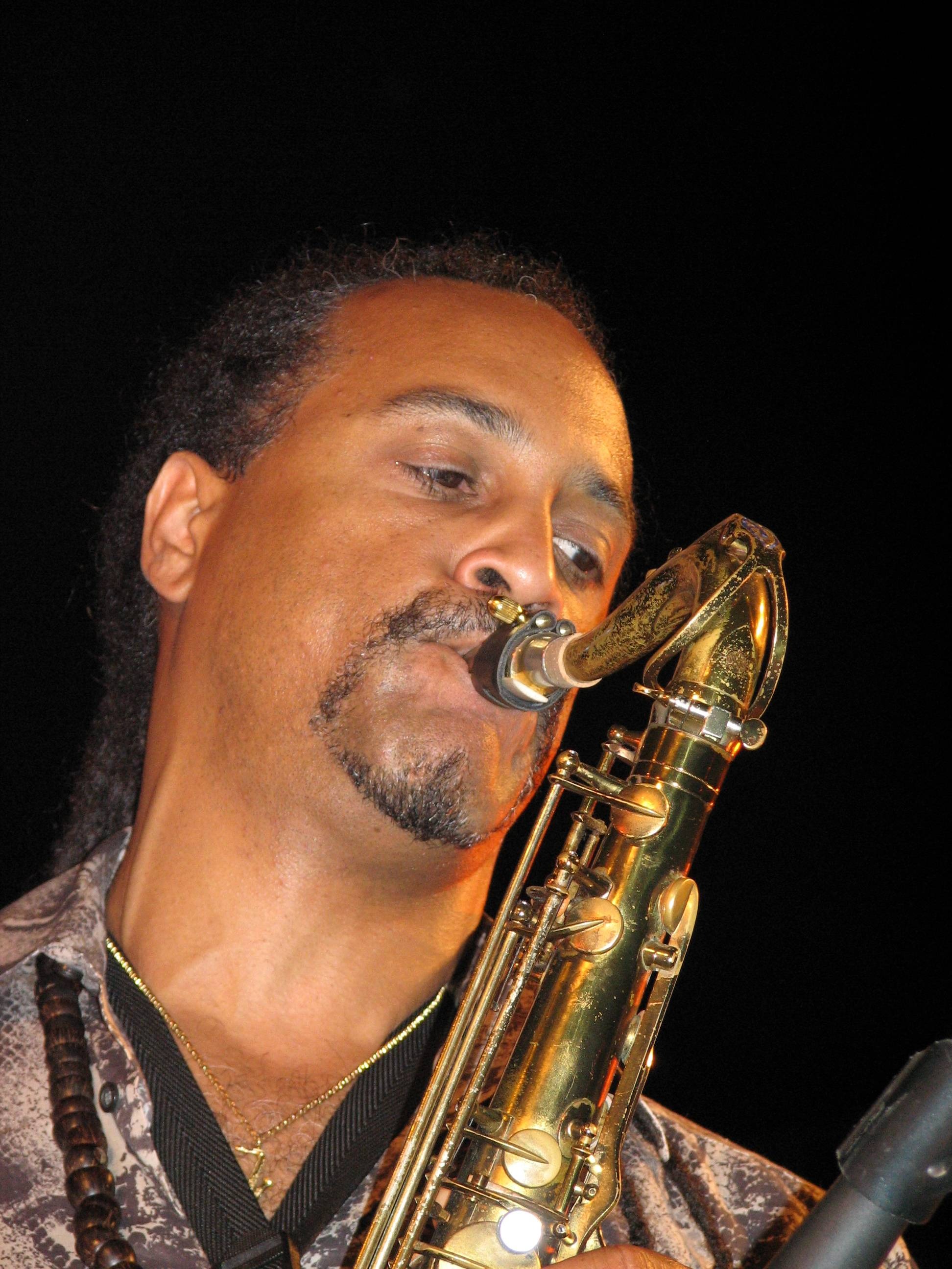 2007-08-29 Craig Handy (the Latin Side of Miles) , Red Sea Jazz Festival, Eilat, Israel