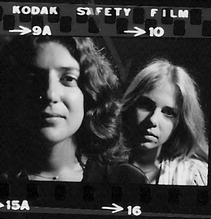 Early Shot of Pat Rosalia and Erin Dickins