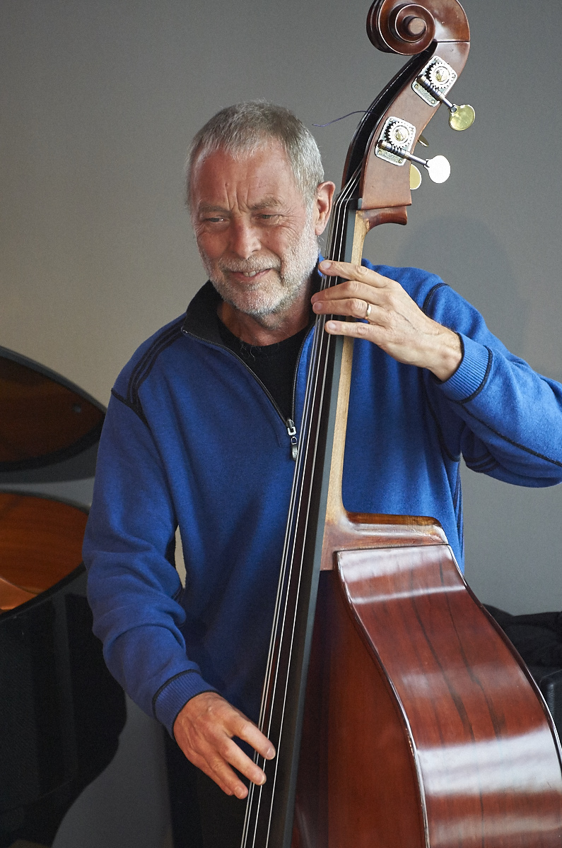 Dave Holland @ York University