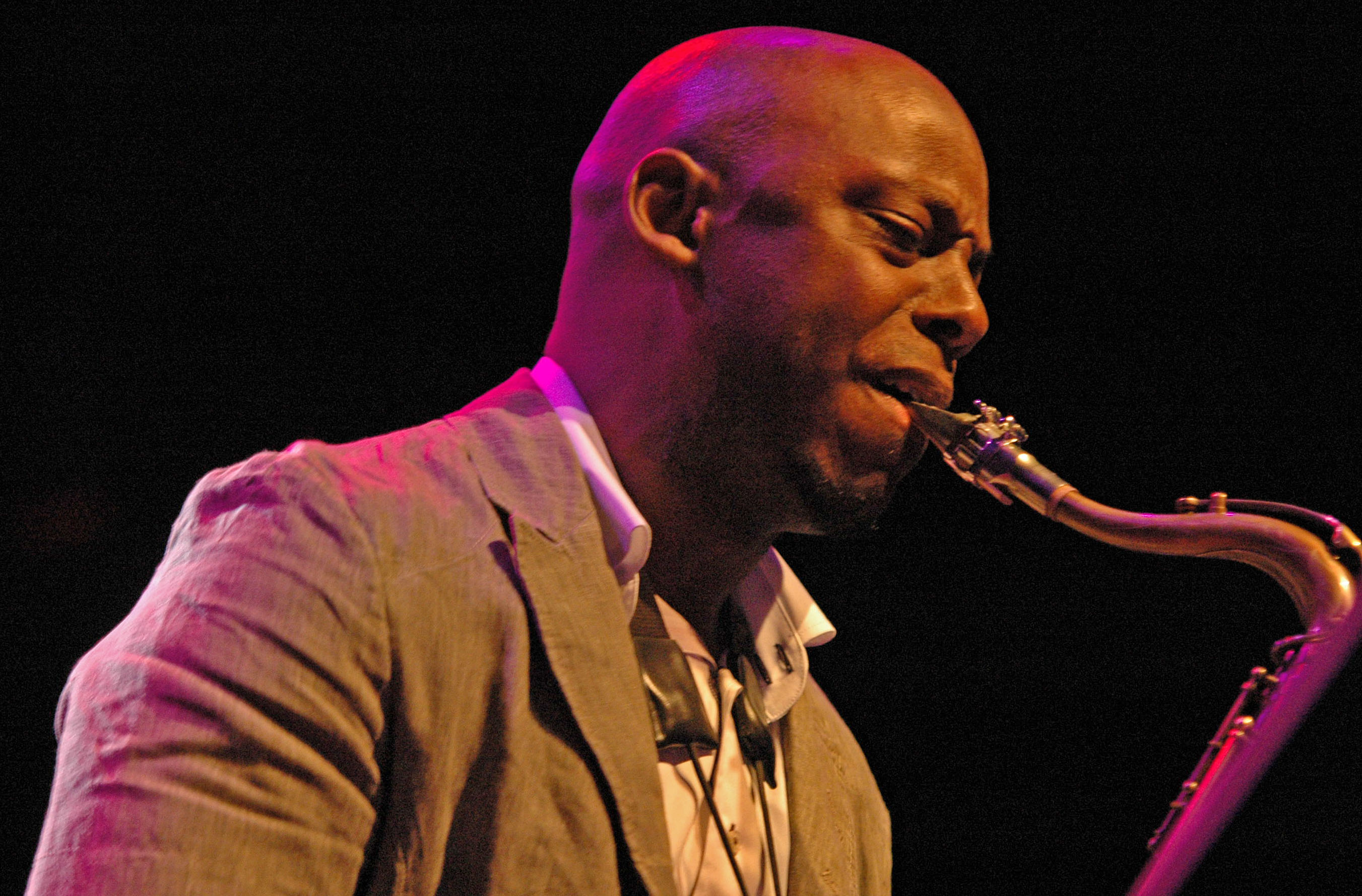 Marcus Strickland, Cape Town Jazz Festival 2012