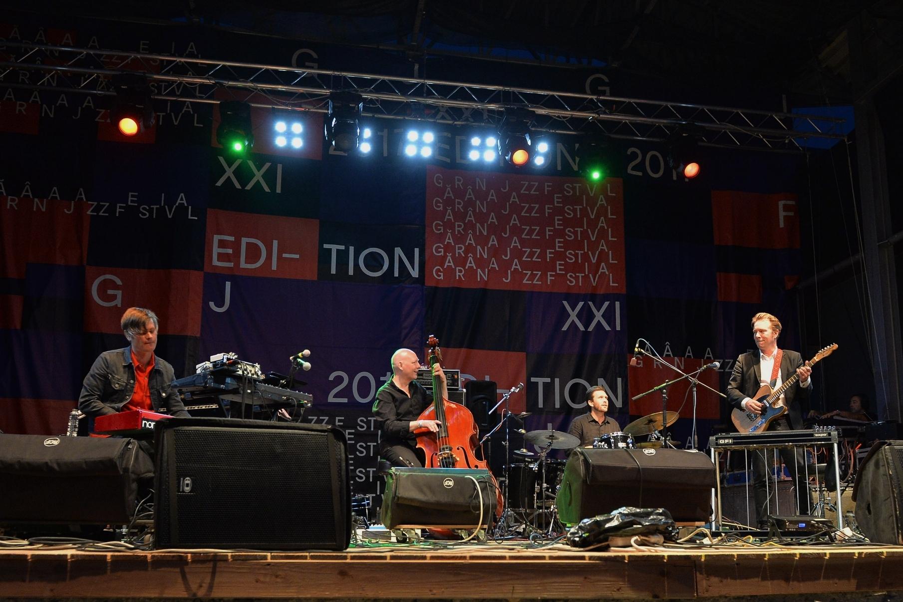 Tonbruket at Garana Jazz Festival 2017