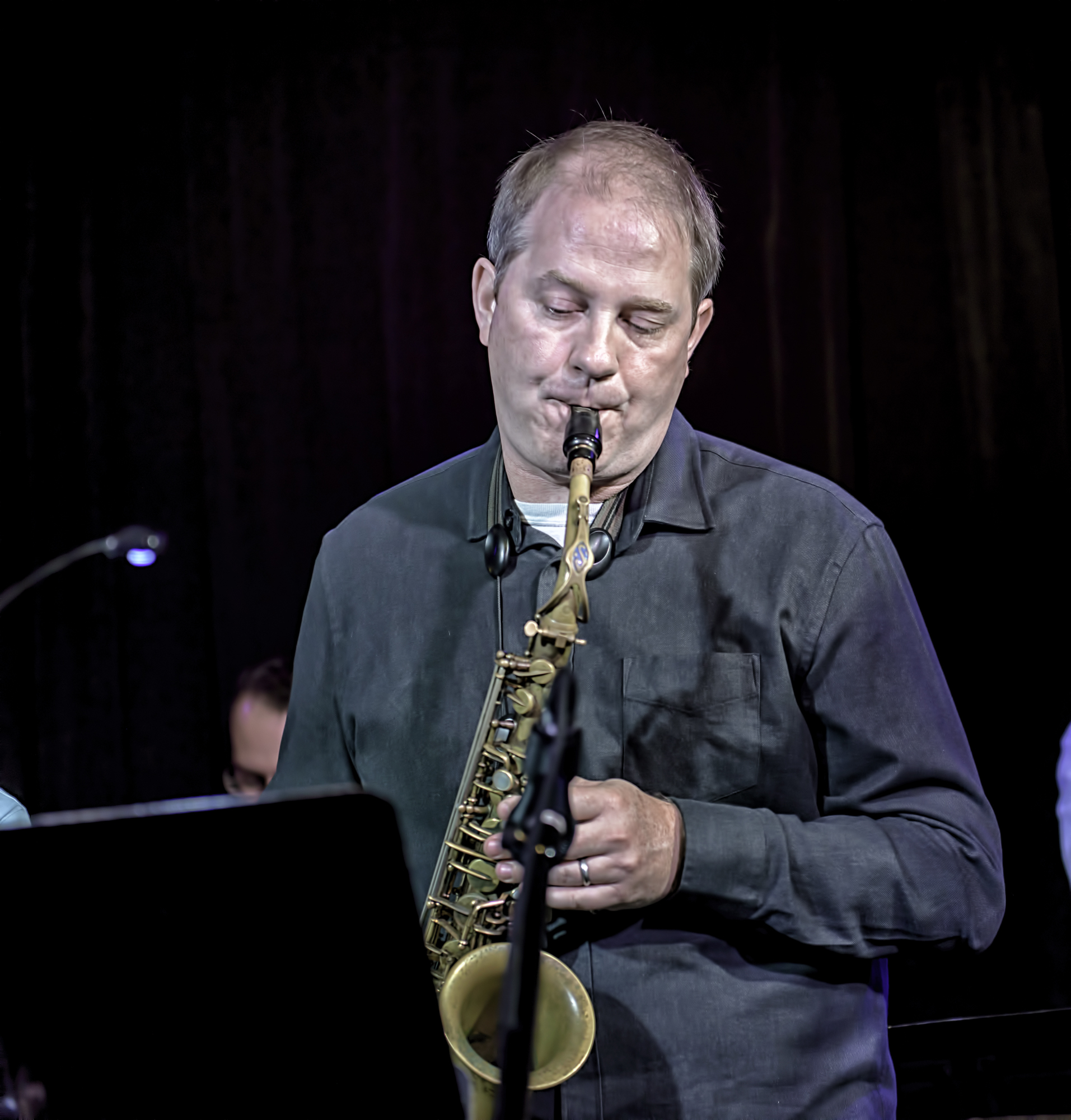 Eric Rasmussen With Will Goble's Audiodrama Octet At The Nash In Phoenix