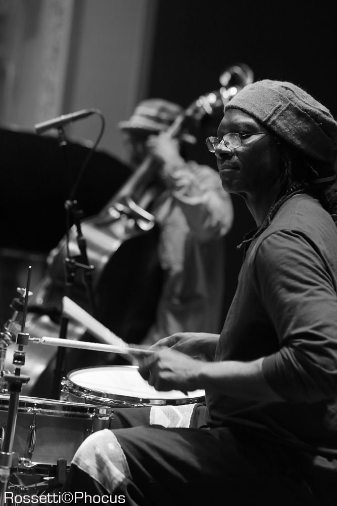 Hamid Drake - William Parker
