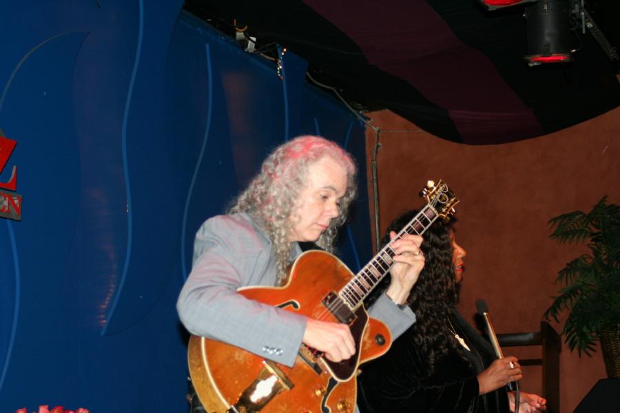 Tuck and Patti Jazz Kitchen 2009