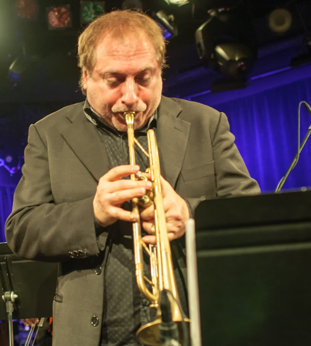 David Weiss with the Cookers at le Poisson Rouge at Winter Jazzfest 2013