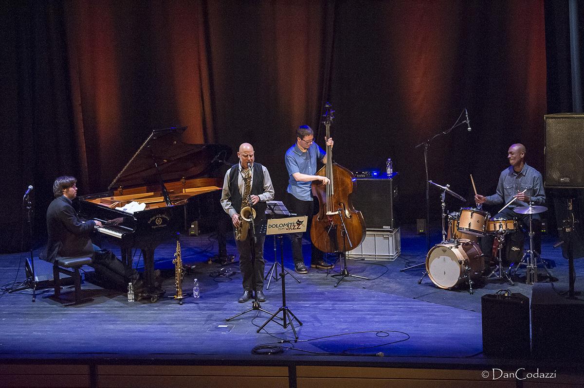 Lanzoni Morgan McPherson trio and Pietro Tonolo