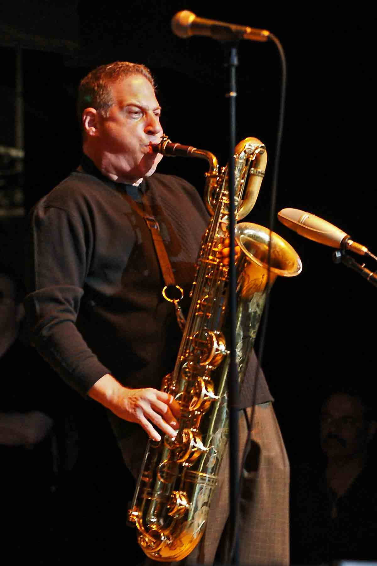 Mitch Frohman of the Spanish Harlem Orchestra