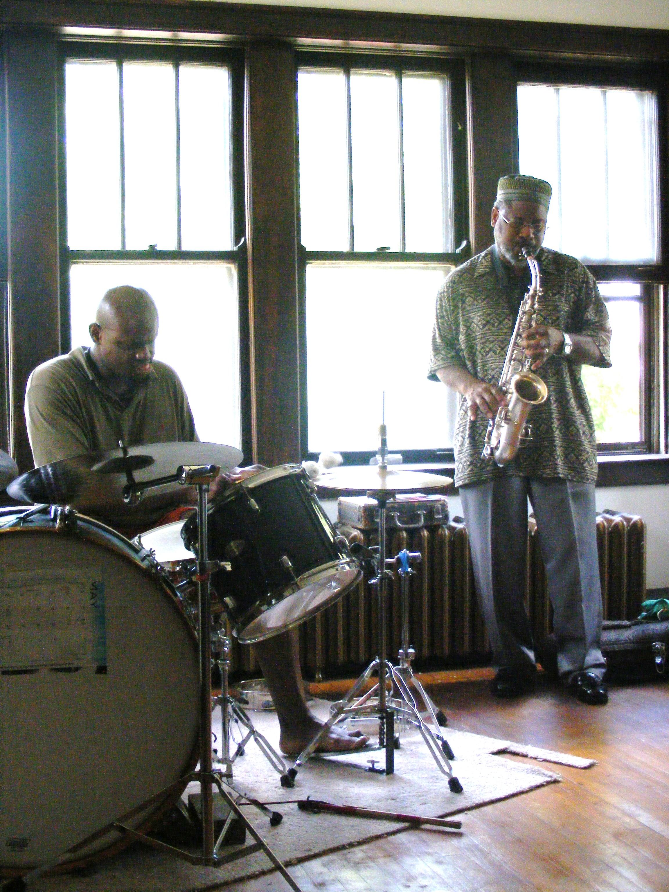 David Boykin & Hasan / Chicago
