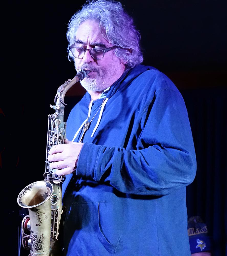 Tim Berne at Edgefest 20