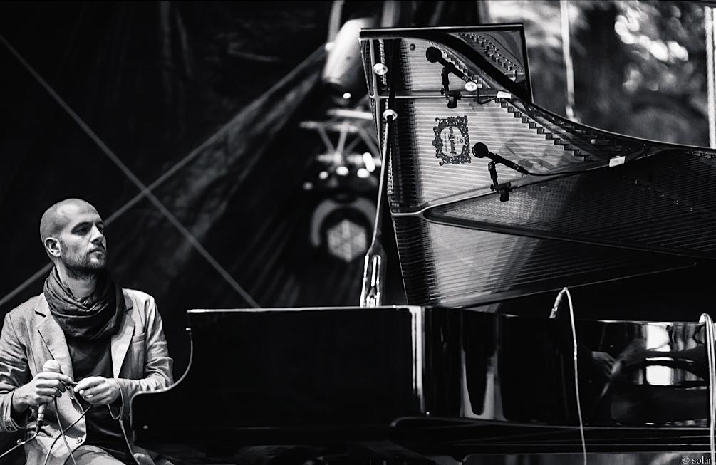 Shai Maestro by Xavier Chauvet