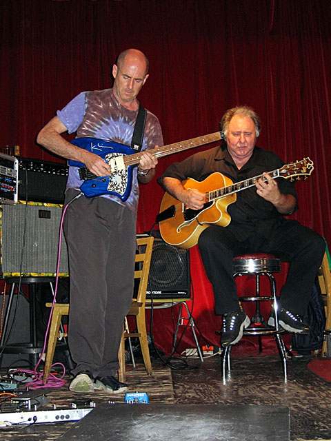 Henry Kaiser and Dom Minasi - Tonic 2004