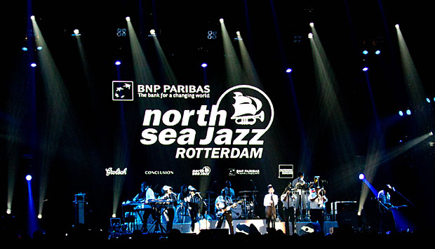 North Sea Jazz Festival, July 8-10, 2011