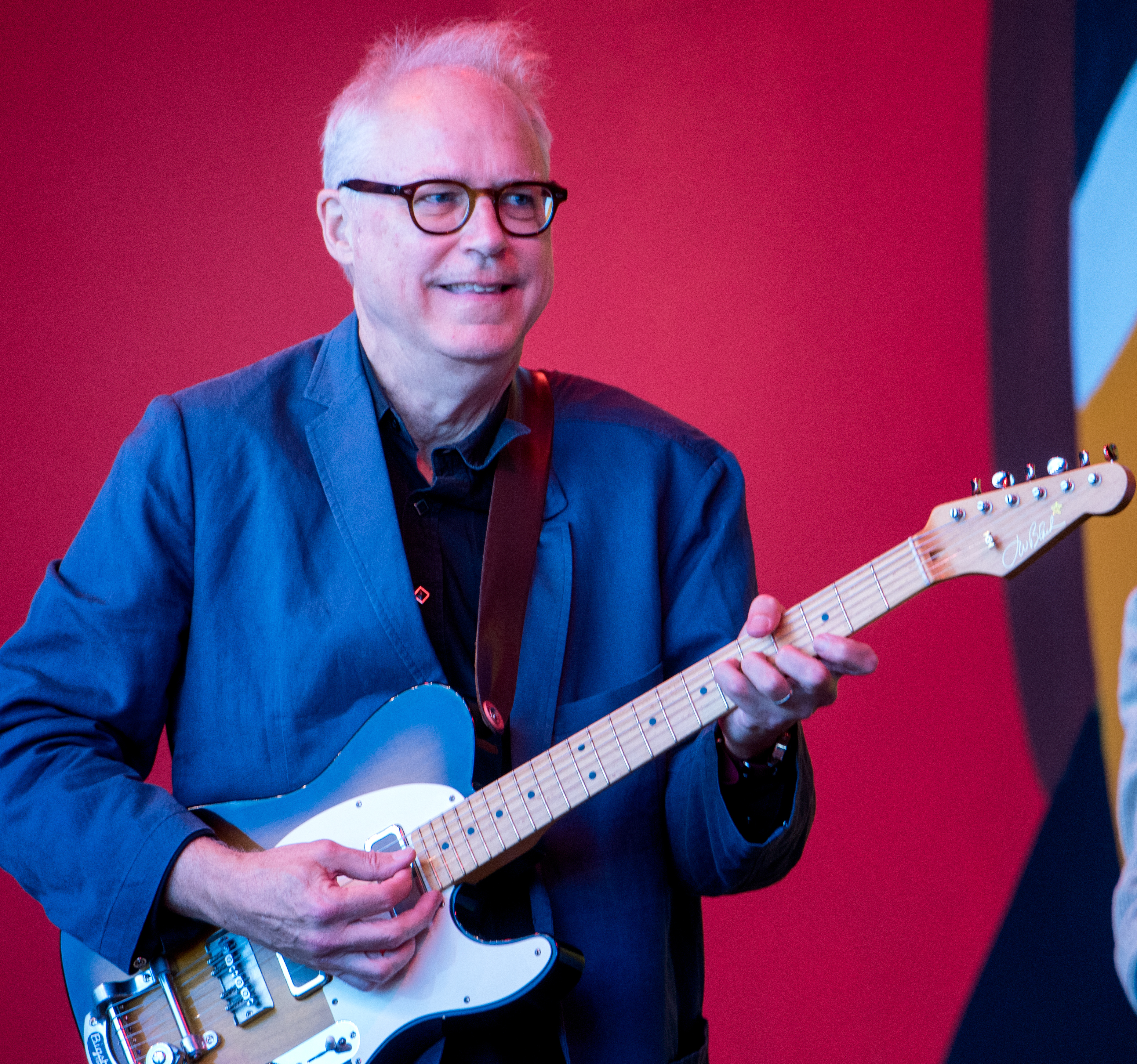 Bill Frisell with Charles Lloyd and the Marvels at the Monterey Jazz Festival 2018