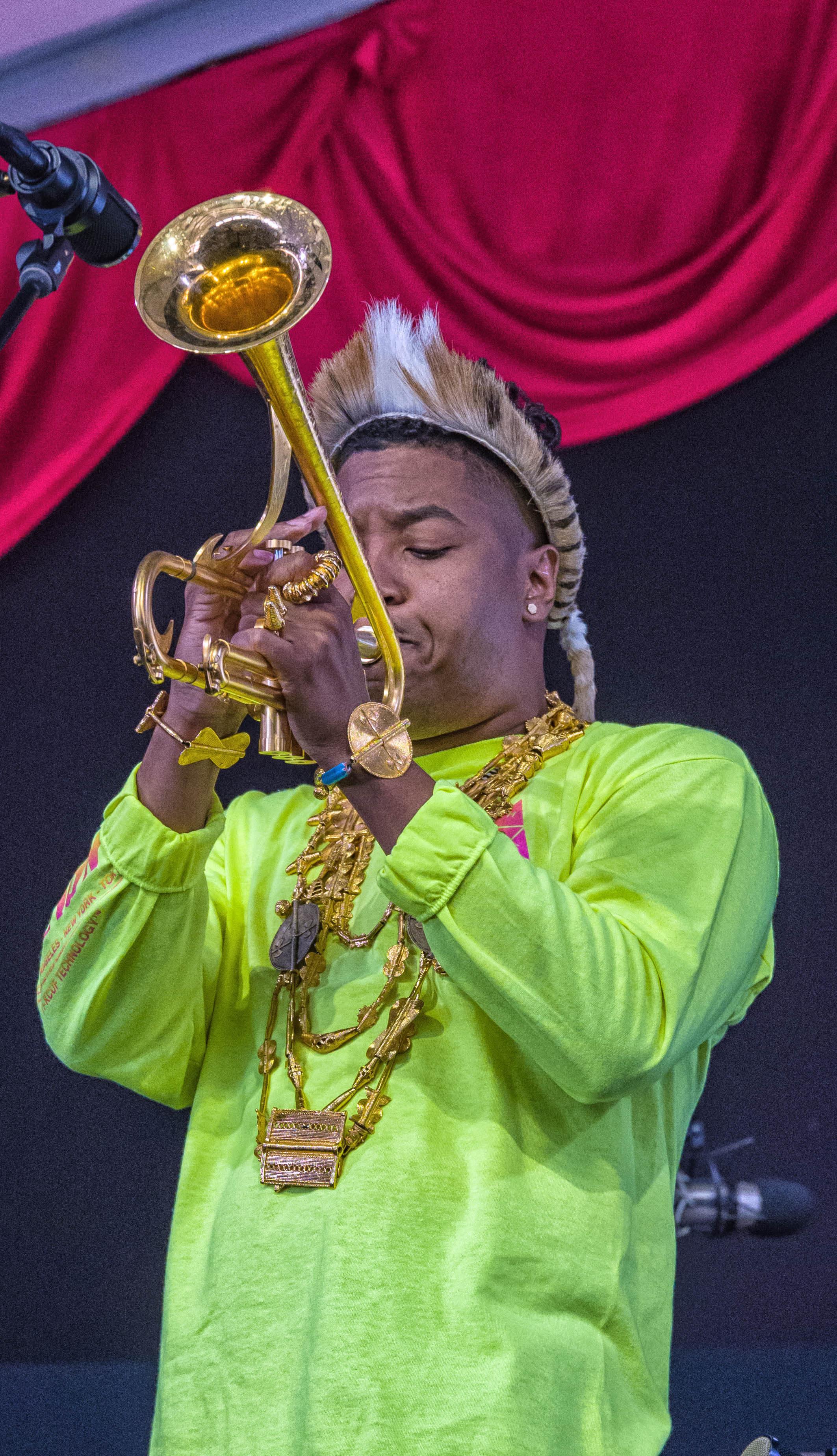 Christian Scott Atunde Adjuah