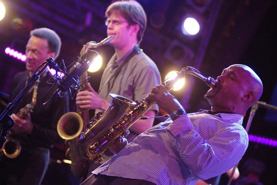 Donny McCaslin and Miguel Zenon