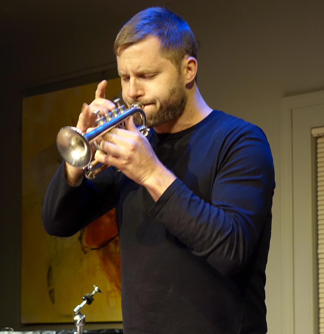 Peter Evans at Edgefest 2015