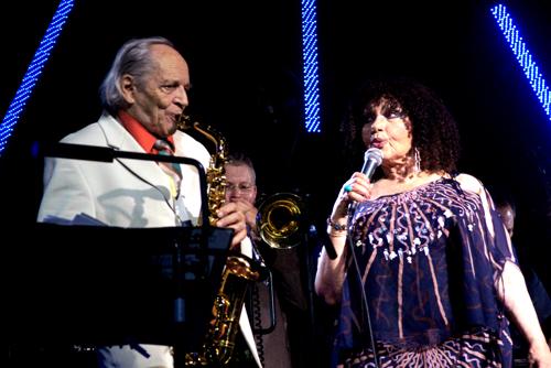 John Dankworth : Cleo Laine 25907 Images of Jazz