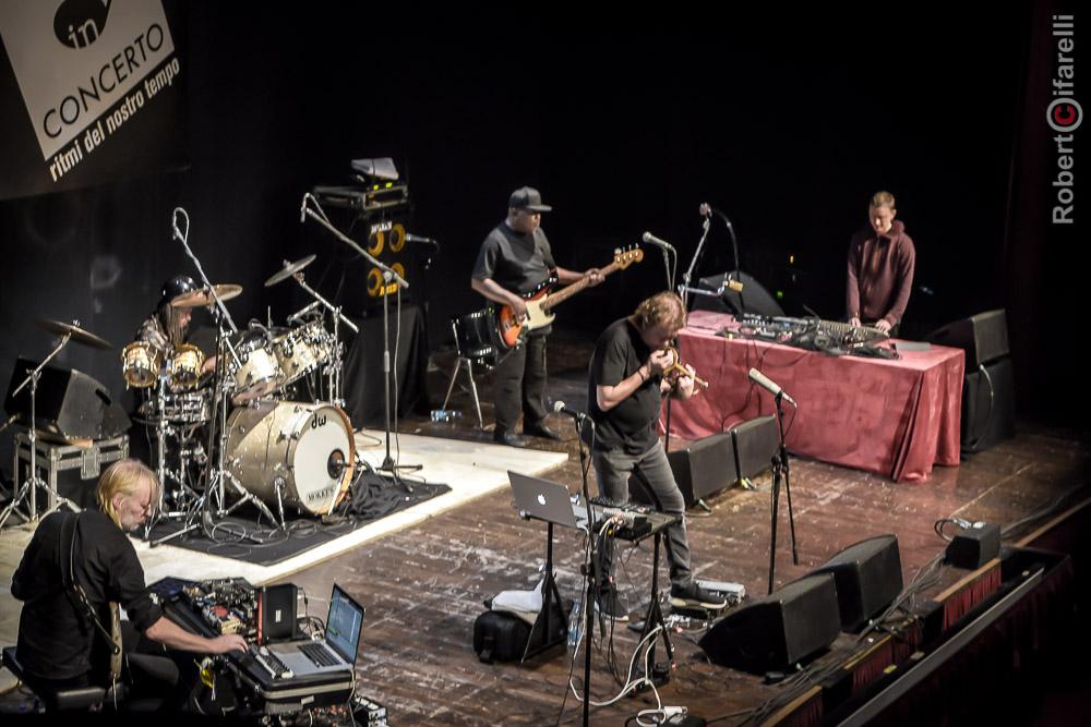 Sly&Robbie meet Nils Petter Molvær al Teatro Manzoni di Milano