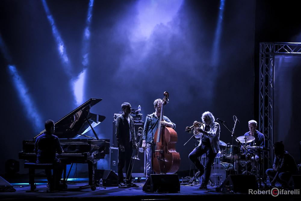 Enrico Rava  Tribe Time in jazz 2018