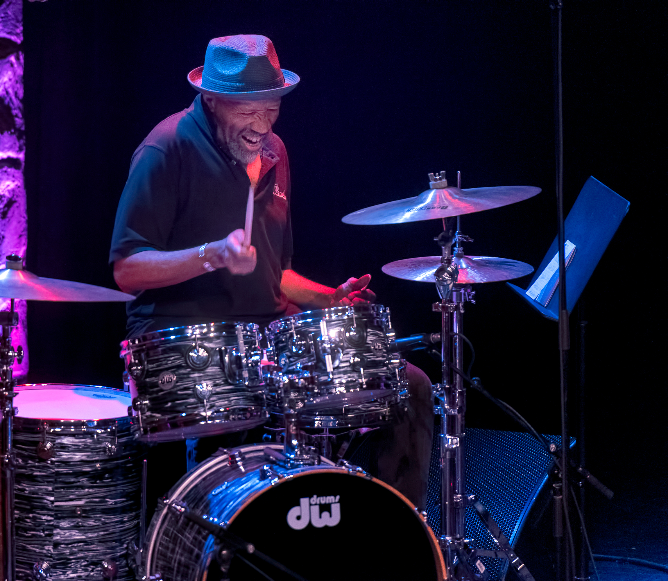 J.t. Lewis With John Medeski And Marc Ribot At The Montreal International Jazz Festival 2018