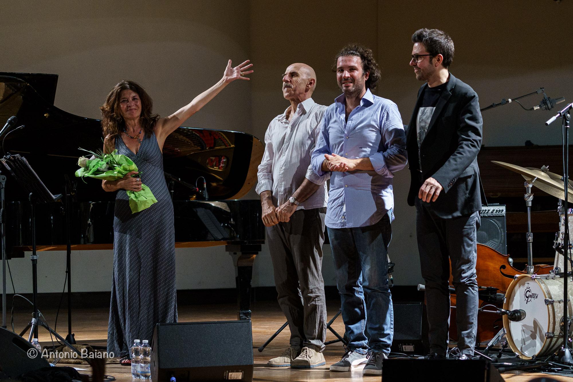 Maria Pia De Vito Quartet