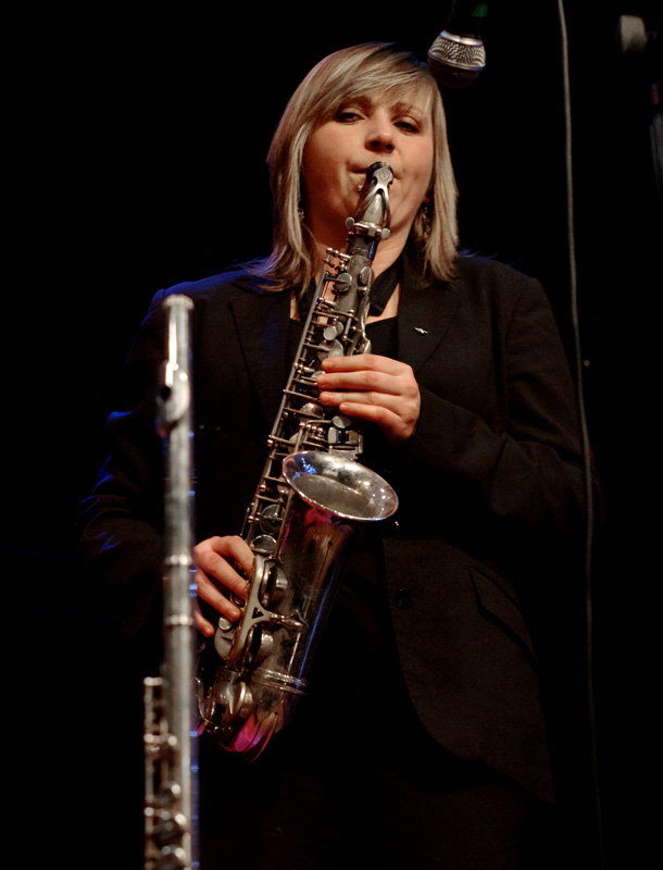 Amy Roberts, Amy Roberts and Richard Exall Quintet