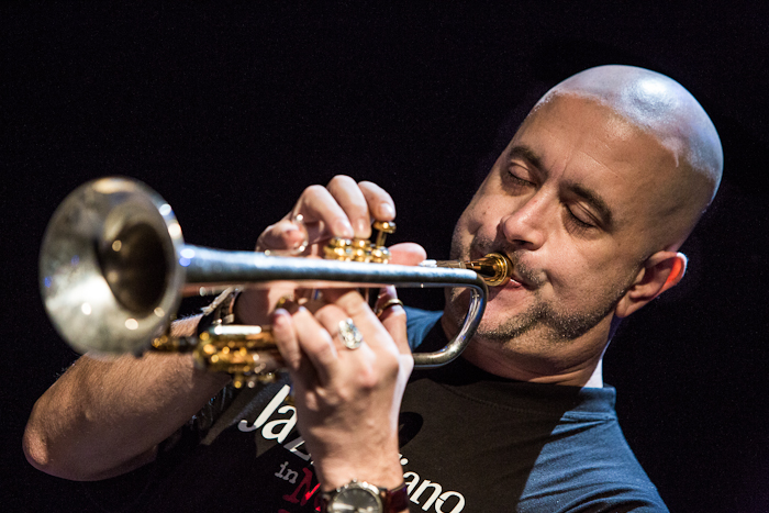 Flavio Boltro - Marcio Rangel, Roma, Auditorium Parco Della Musica 11 Dic 2012