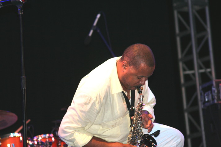 Al Jarreau @ Indy Jazzfest 9/18/2010