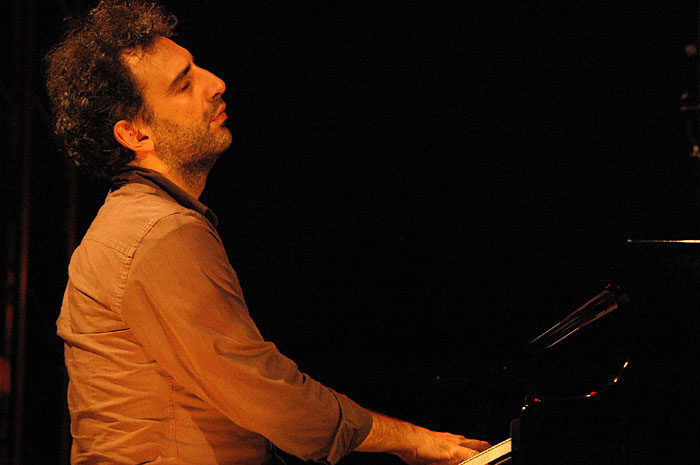 Stefano Bollani with Enrico Rava's New York Days, Mannheim, Germany 2009