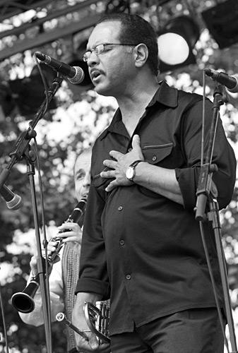 Wendell Brunious / Vitoria 2007