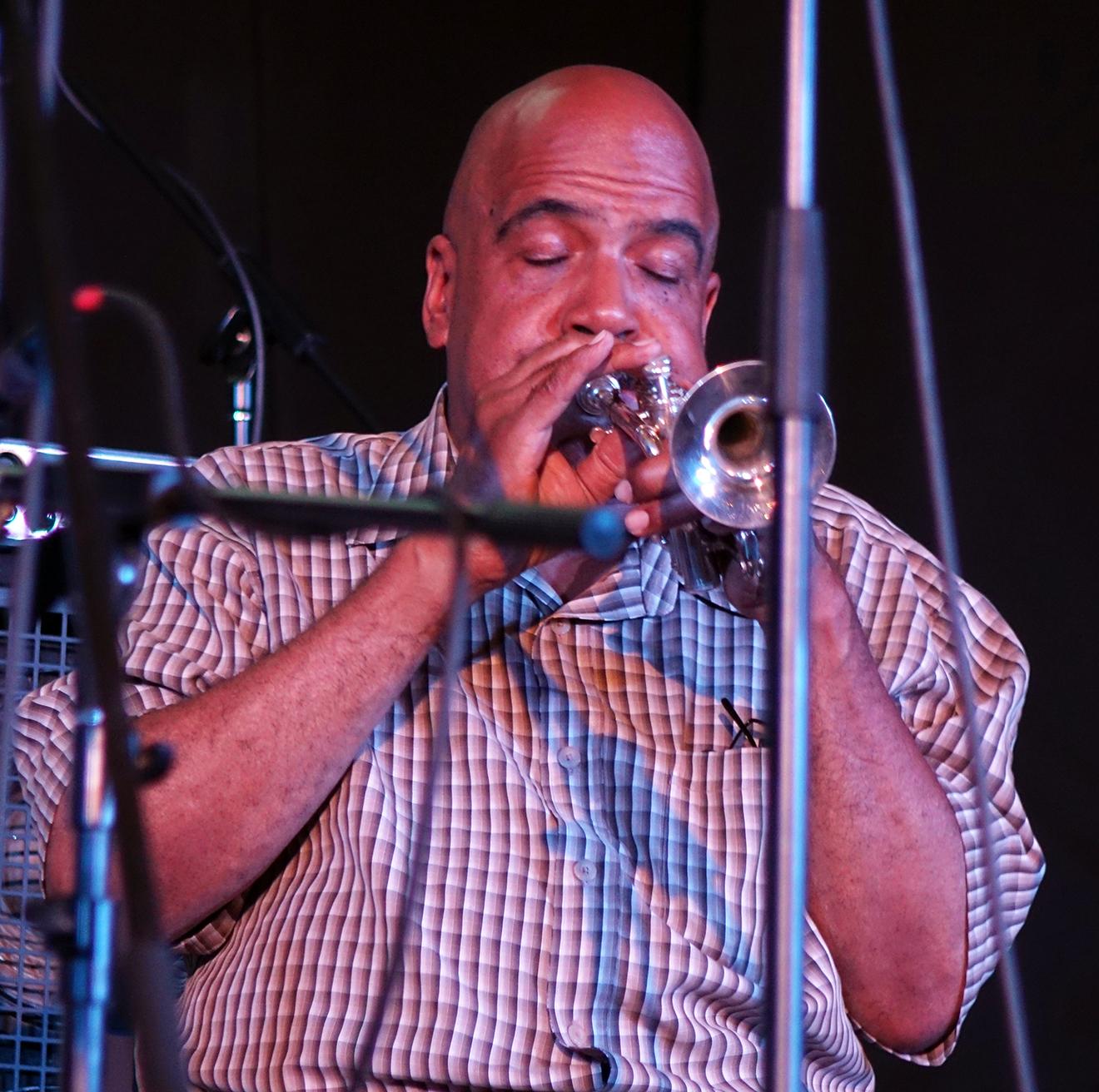 Hugh Ragin at Vision Festival 20
