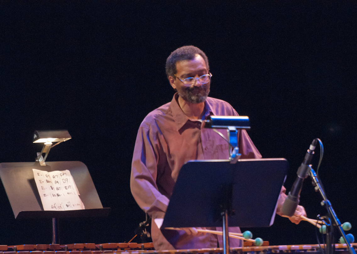 Steve Nelson with the Dave Holland Quintet at the Montreal International Jazz Festival