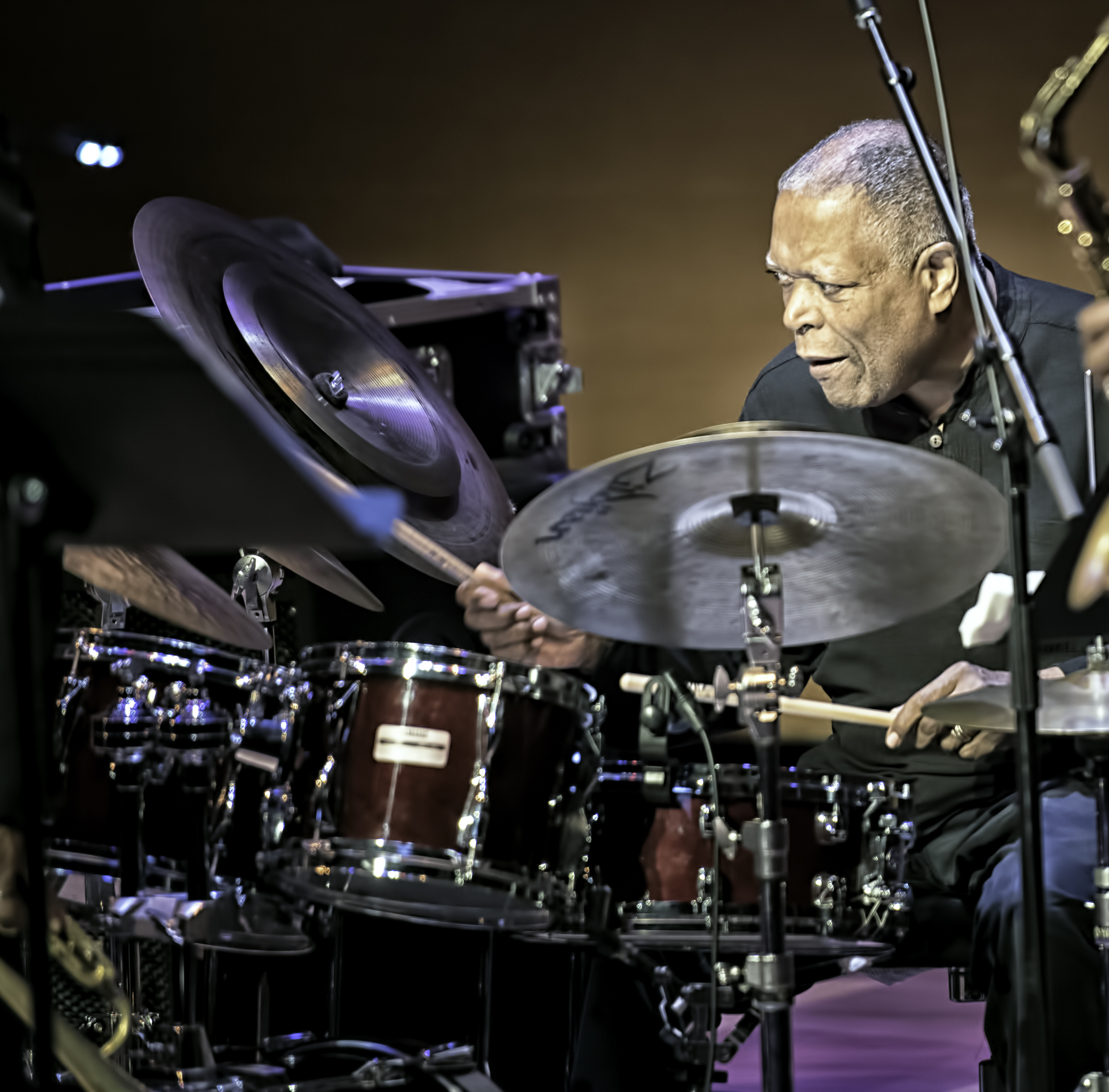 Billy Hart With The Cookers At The Musical Instrument Museum (mim) In Phoenix
