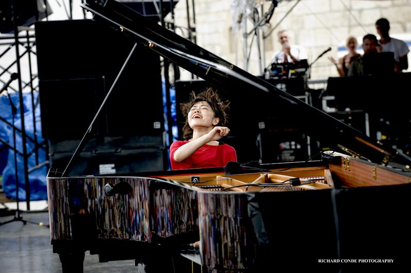 Hiromi / Newport Jazz Festival 2011