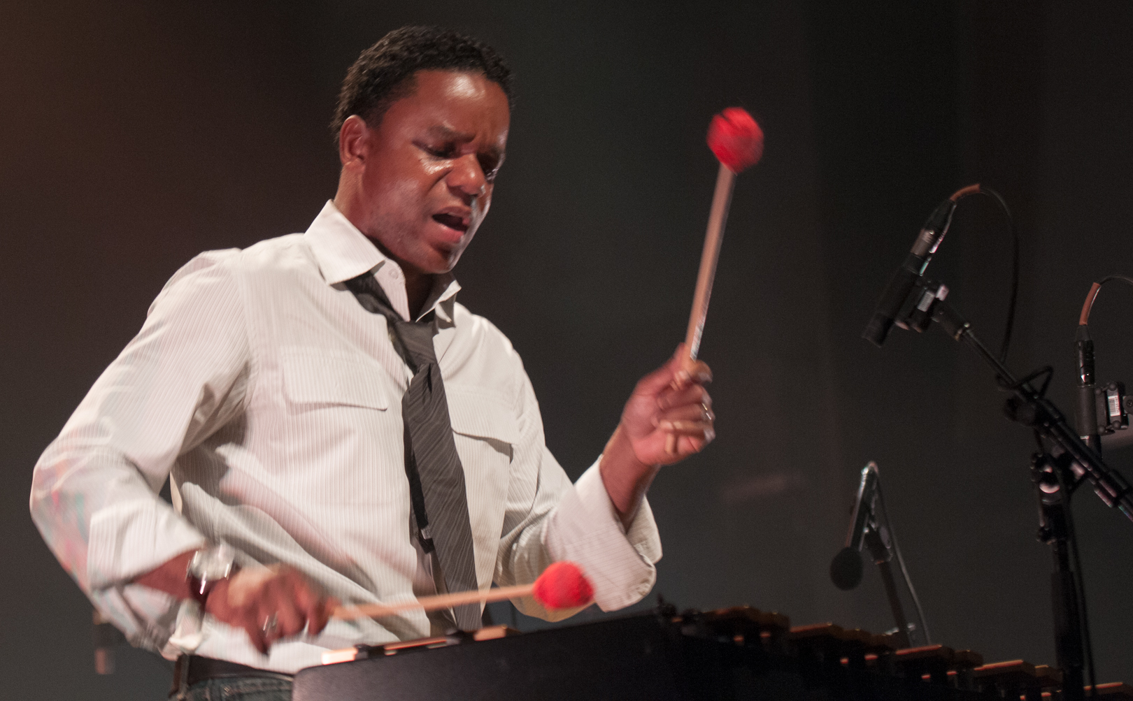 Stefon Harris with Ninety Miles at the Montreal International Jazz Festival 2012