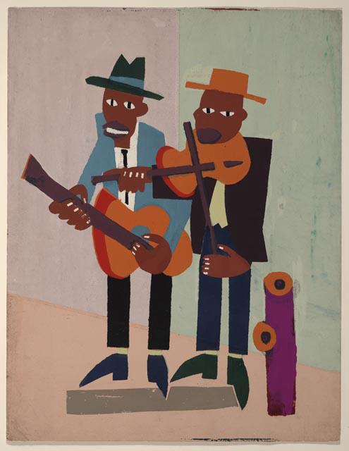 Jazz Bridge: Painting