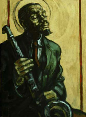 St. Eric Dolphy