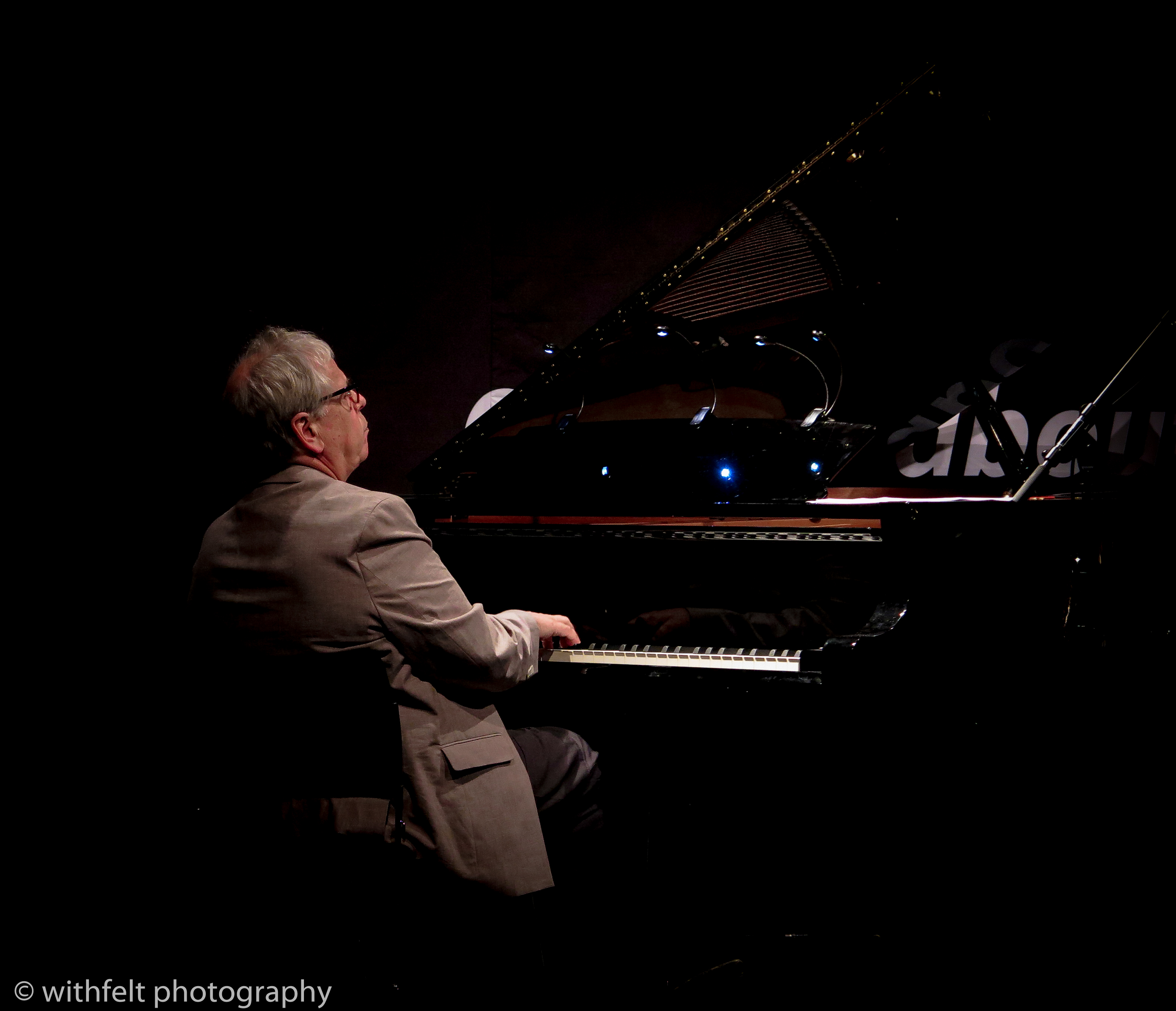 Kenny Werner at Summer Jazz 2017, Copenhagen Jazz Festival, Denmark