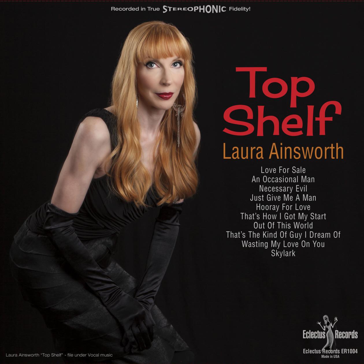 """Top Shelf"" LP cover"