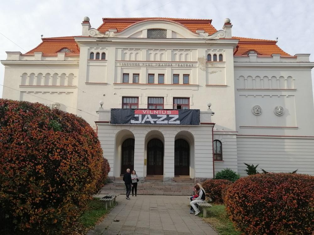 Russian Drama Theatre, Vilnius Jazz 2019