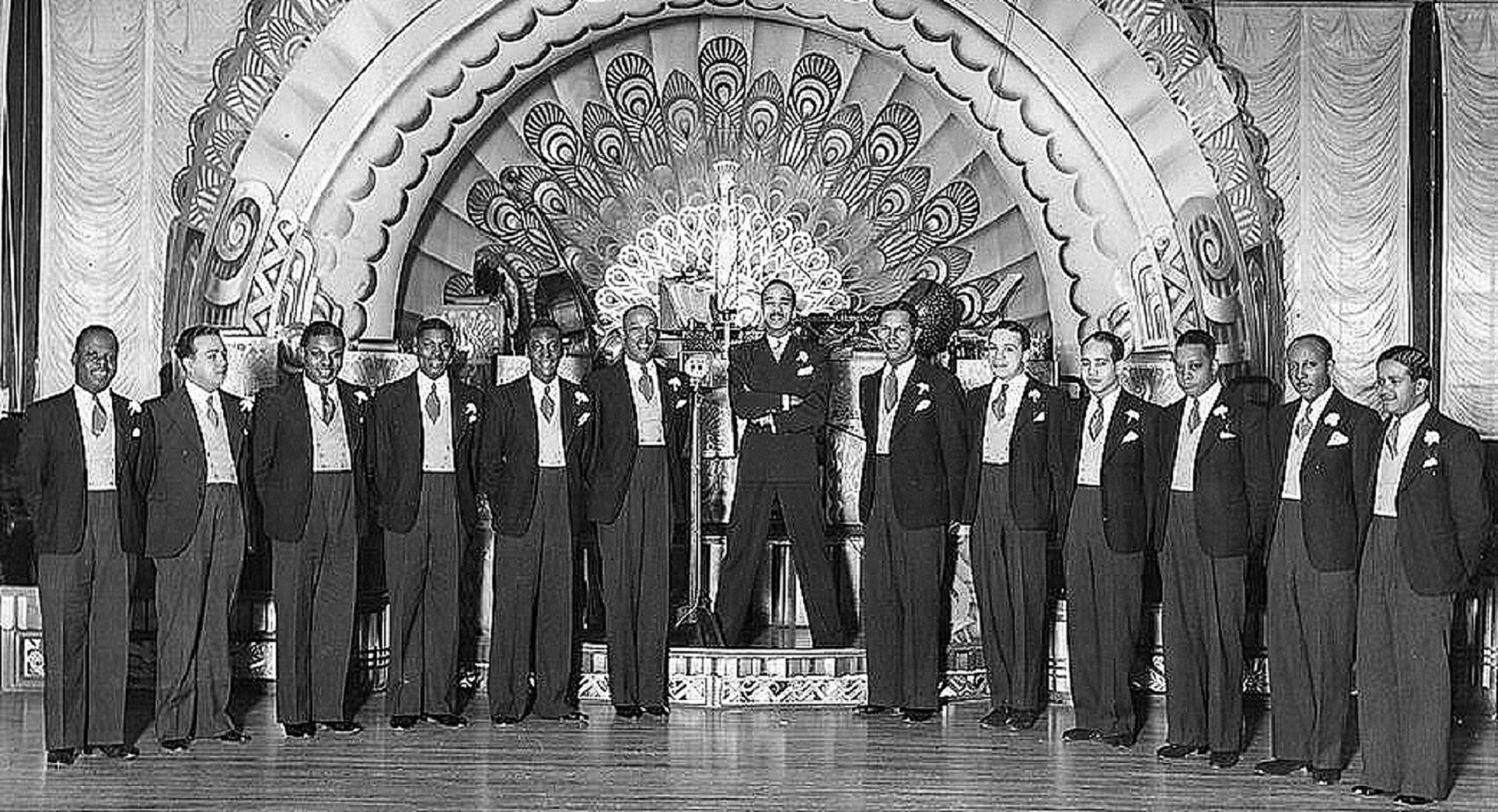 Buck Clayton Orchestra Shanghai 1934