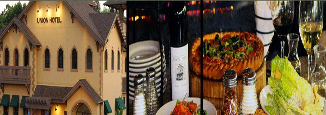 Union hotel restaurant - mission blvd.