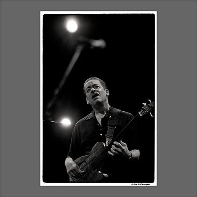 John Lee, Jazz Middelheim, Antwerp, Belgium, August 2005