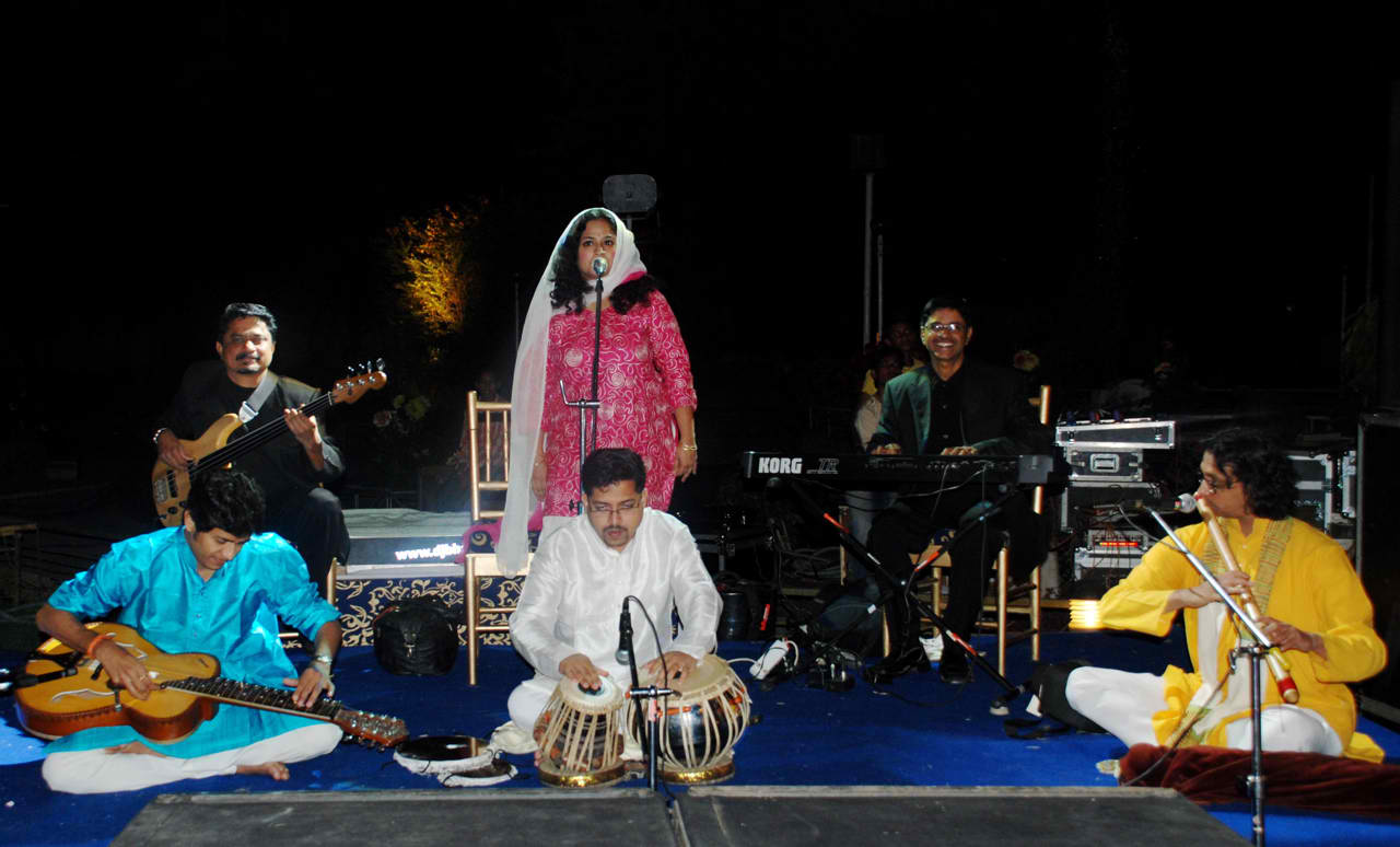 The Brown Indian Band