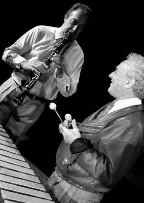 Buddy de Franco Y Terry Gibbs. Valencia (Spain), 1993
