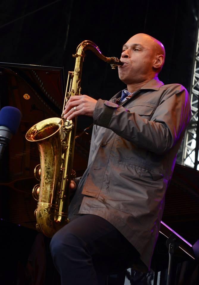 Joshua redman quartet, 2013 elbjazz festival